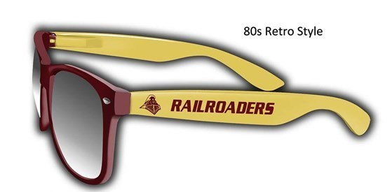 Railroaders Retro Sunglasses